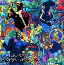 Various Artists &#8211; Live Forever