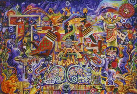 Mayan Transdance