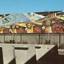 24st Bart Station Mural