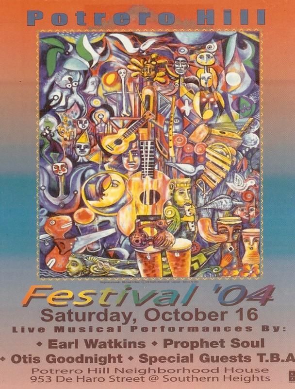 Potrero Hill Festival 2004