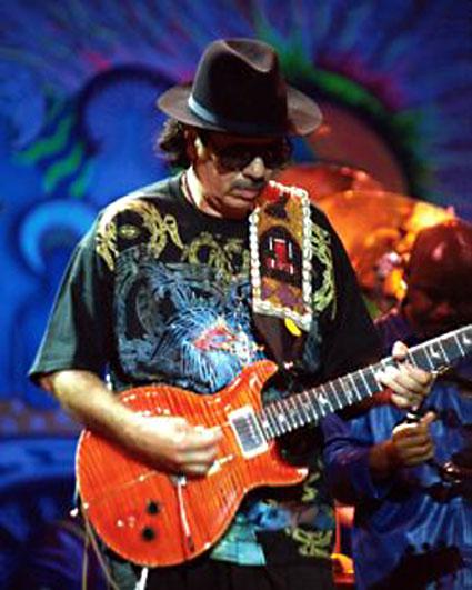Santana Live... Santana Live