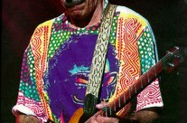 Santana Live Wearing Michael Rios T-Shirt 5